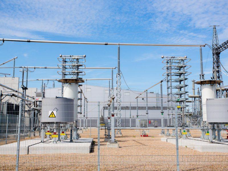 Sugedo elektros jungtis su Švedija
