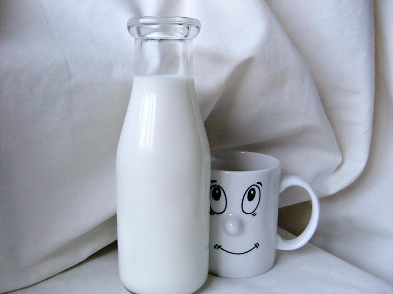 Pieno ūkiai atsigavo: pajamas augino brangusi žaliava