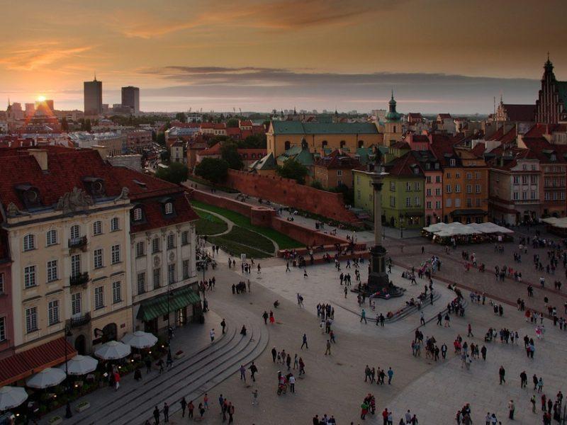 Smogas kasmet pražudo dešimtis tūkstančių lenkų