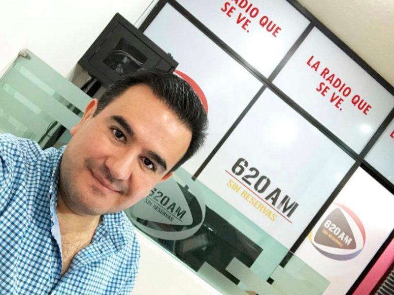 Meksikoje nužudytas žurnalistas