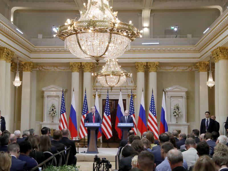 Suomija išleido 10 milijonų eurų JAV ir Rusijos viršūnių susitikimui organizuoti