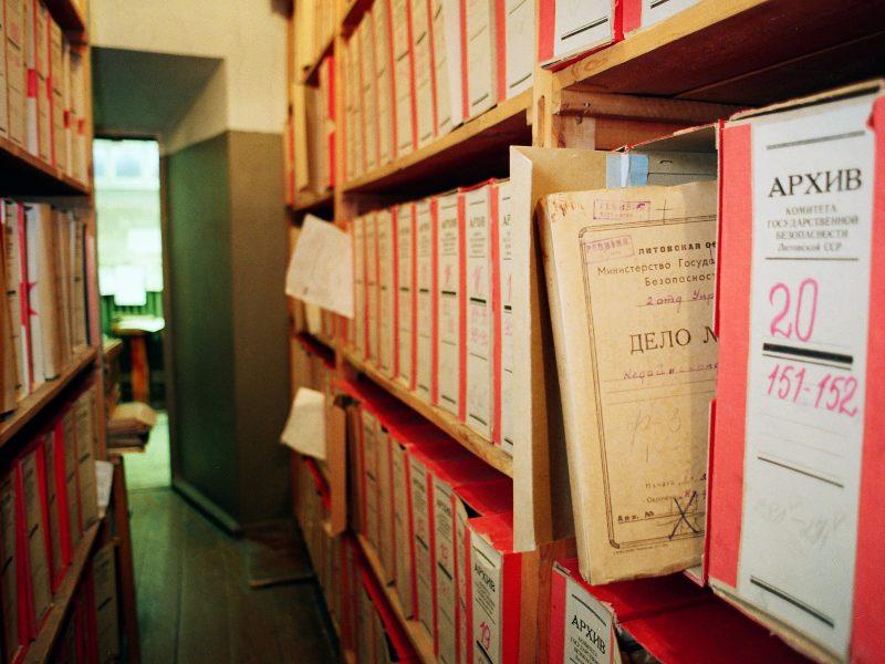 KGB archyvas leis susipažinti su Lietuvos disidentų veikla