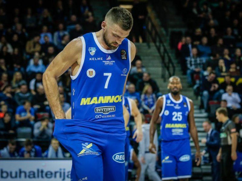 """""""Neptūno"""" krepšininkai iškovojo svarbią pergalę Graikijoje"""