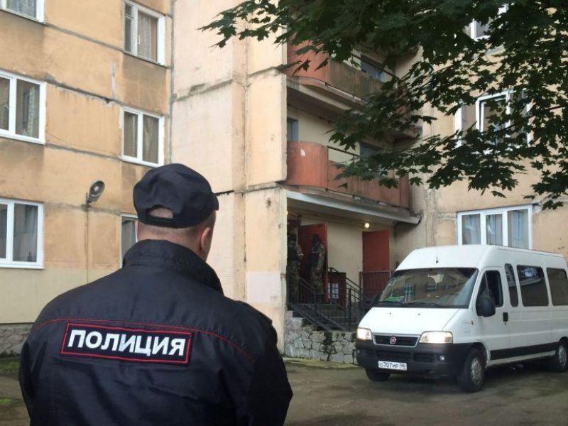Rusija sulaikė 69 įtariamus uždraustos islamistinės organizacijos narius