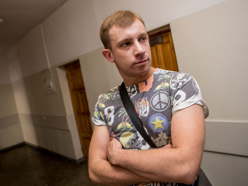 Deniso Kupreščenkovo teismo nuosprendis