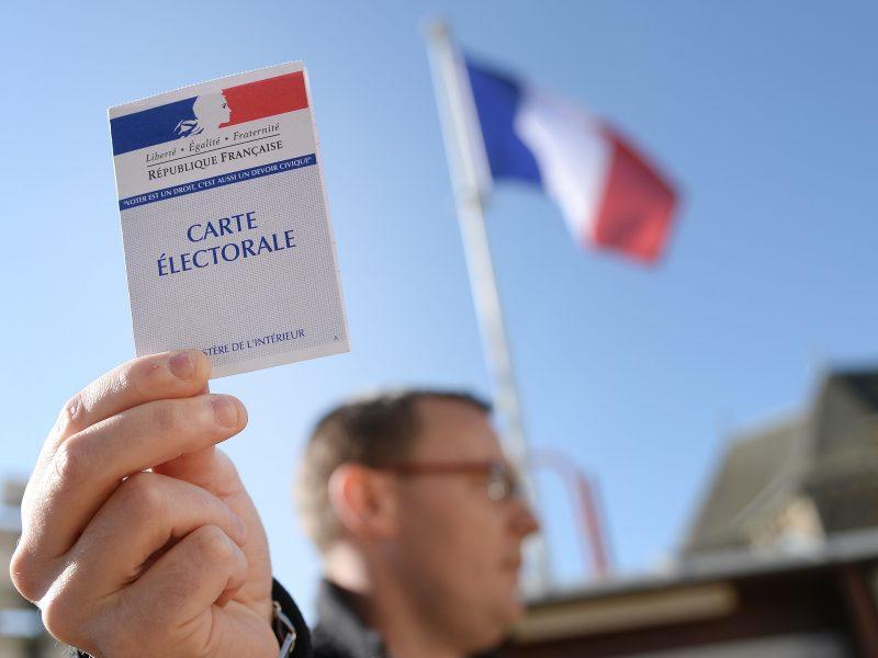 Prancūzijos prezidento rinkimai