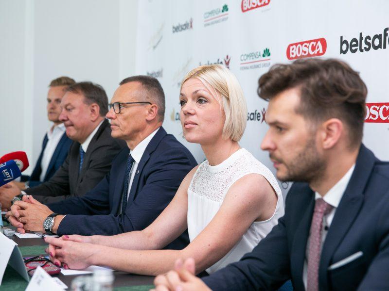 LKL spaudos konferencija