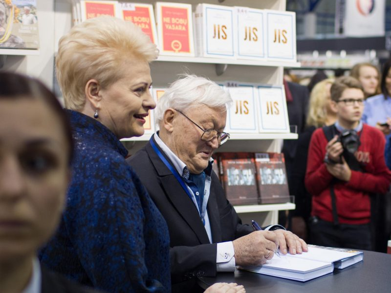 Prasidėjo 18-oji Vilniaus knygų mugė
