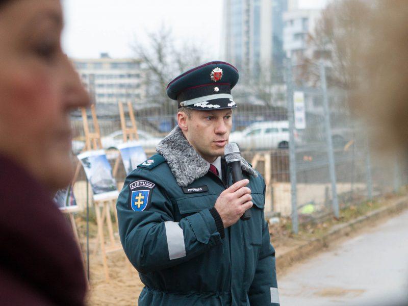 Naujos areštinės statybos Vilniuje