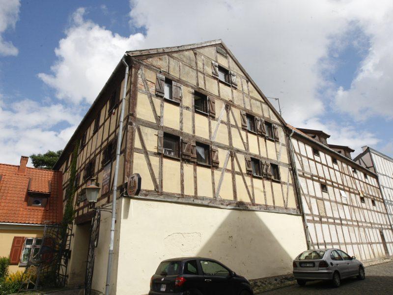 Atnaujins išskirtinius uostamiesčio pastatus
