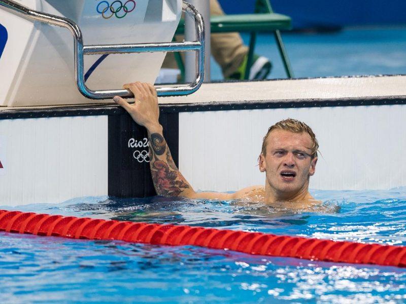 Plaukikas G. Titenis Švedijoje iškovojo sidabrą
