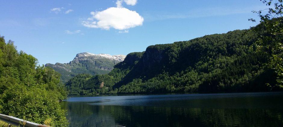 Norvegijoje motociklu – tarsi kelionė metų laikais