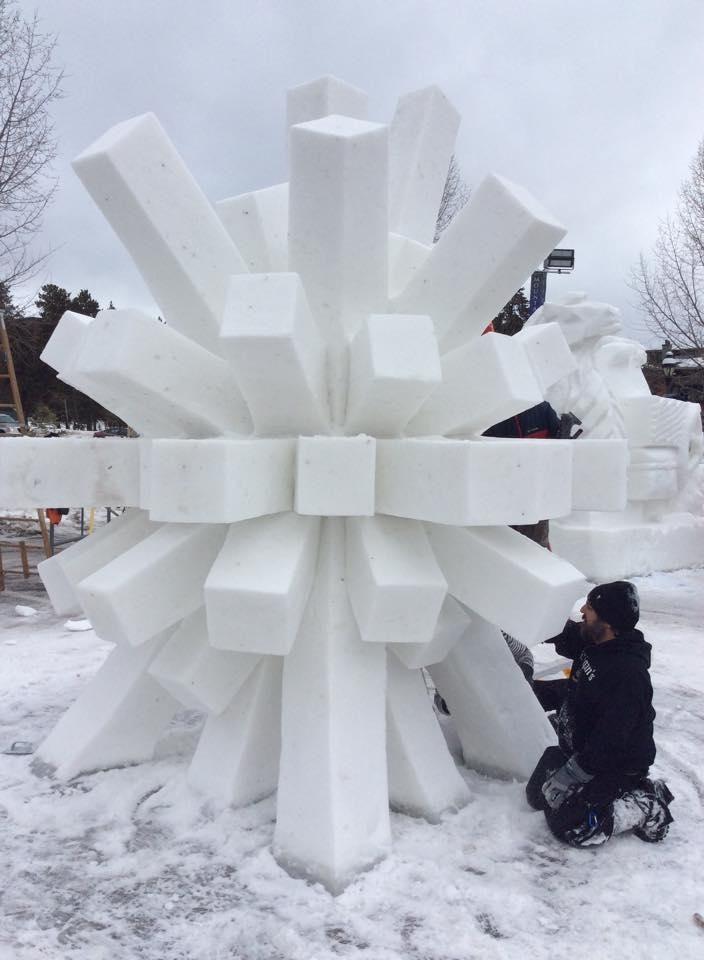Kauniečiai pelnė auksą sniego festivalyje JAV