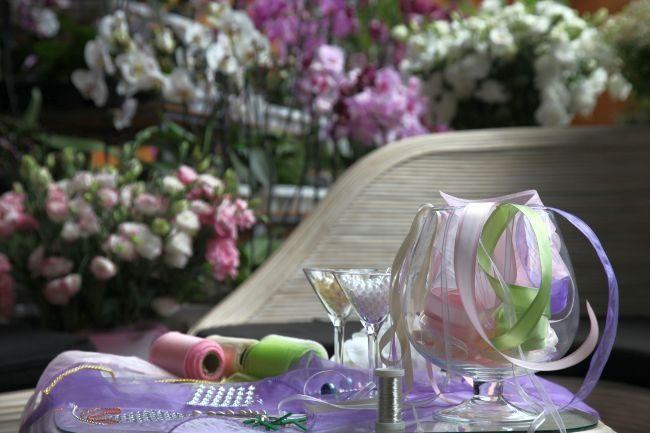 E. Anusauskaitė - Young laužo tradicijas dėl šventinės puokštės