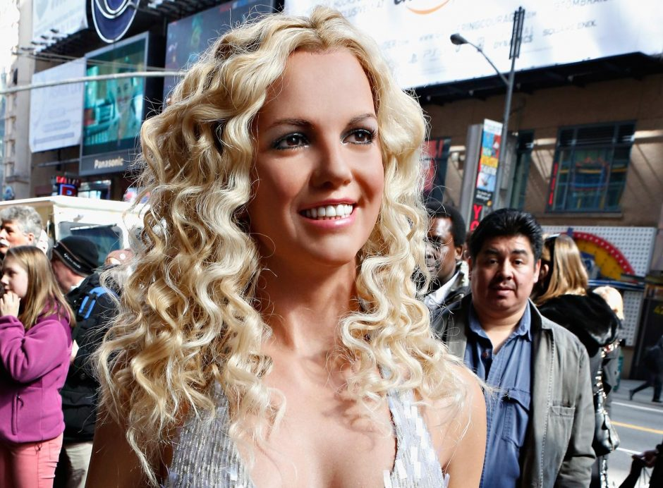 """B. Spears animaciniam filmui """"Smurfai 2"""" sukūrė dainą"""
