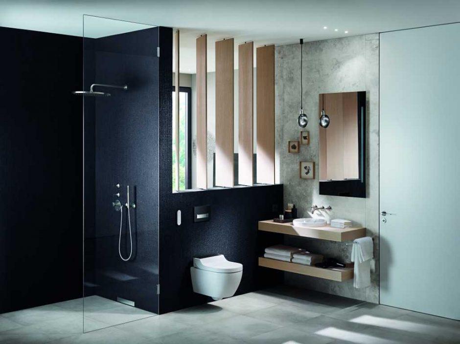 Vonios kambario interjero tendencijos 2018-iesiems