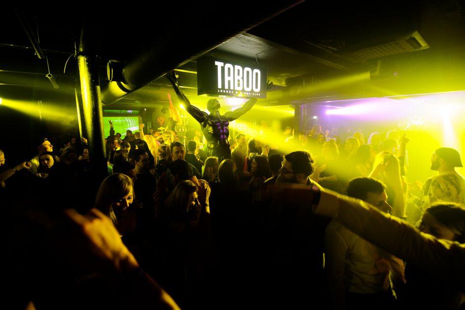 """""""Taboo"""" lankytojai pasijuto tarsi Ibizos klube"""