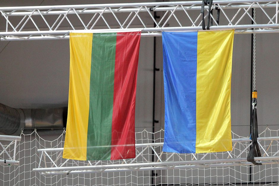 "BRL: ""Granitas"" – Zaporožės ZTR"