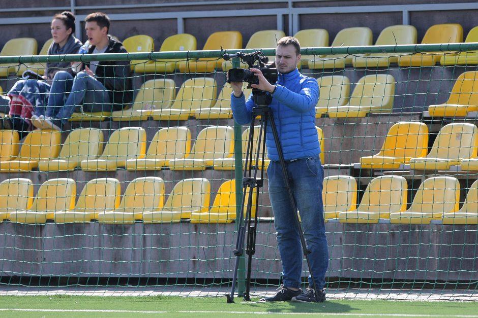 """Moterų A lyga: """"Kauno Žalgiris"""" – Šiaulių SG-FA 12:0"""