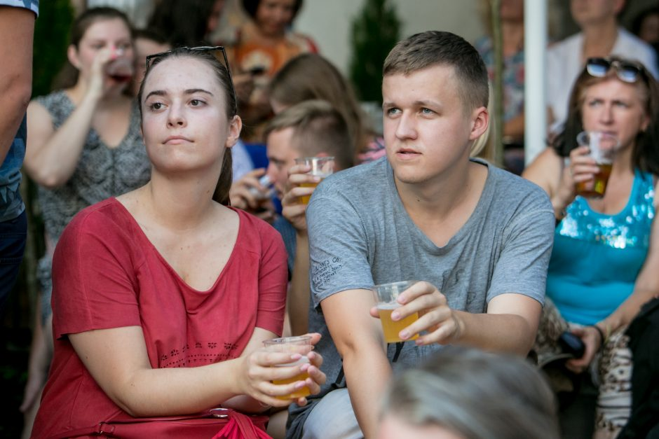 Tarptautinė Aludarių diena Kaune 2018