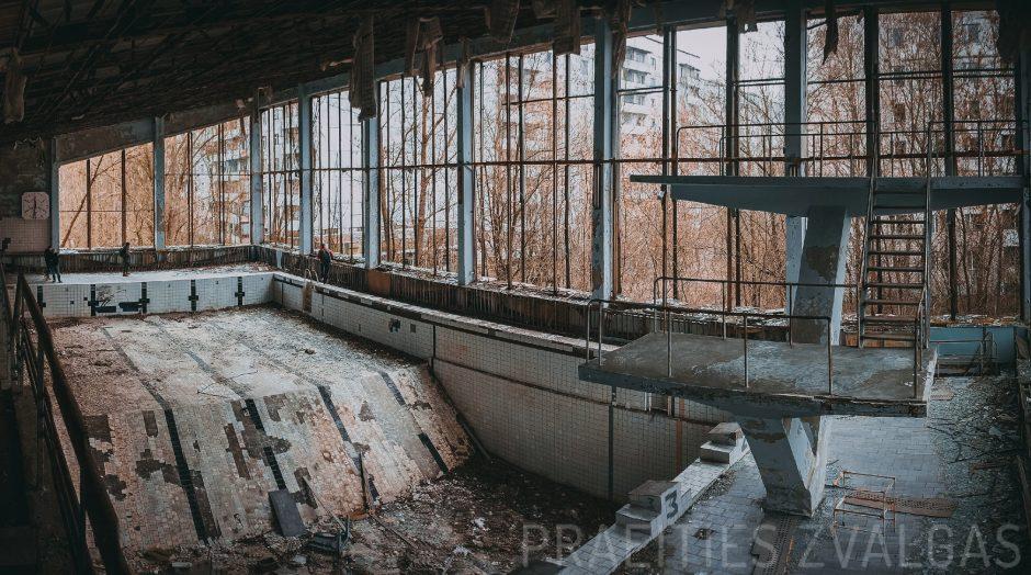 Gaisras Černobylyje: kaip vertina lietuviai