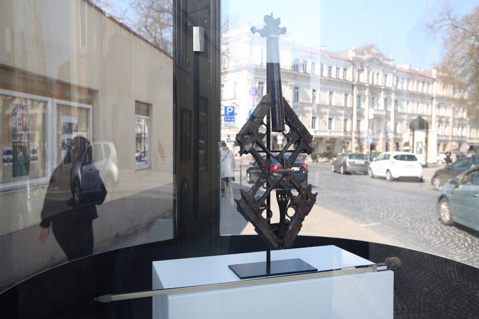 Vilniaus gatvėse prasideda paroda