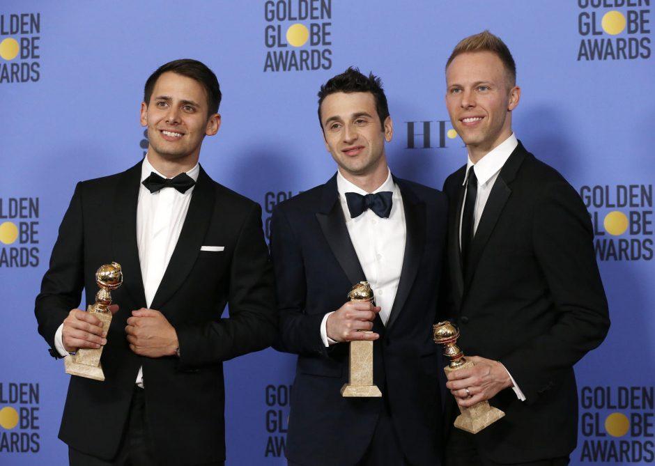 """""""Auksinių gaublių"""" apdovanojimai"""