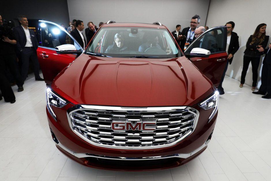 Tarptautinė automobilių paroda Detroite