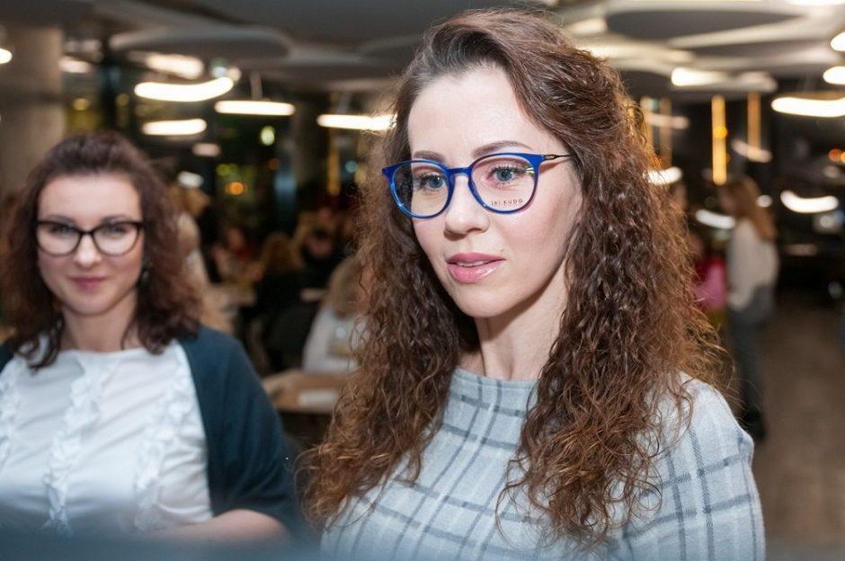 Žurnalistės Ž. Kropaitės sesers kolekcijoje sužibo I. Prudnikovaitė-Pitrėnė