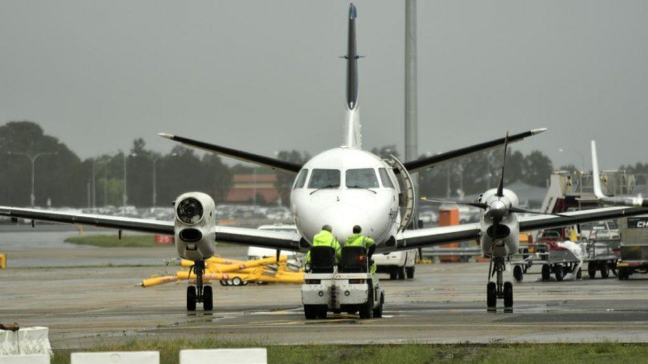 Australijoje propelerį pametęs keleivinis lėktuvas sėkmingai nusileido