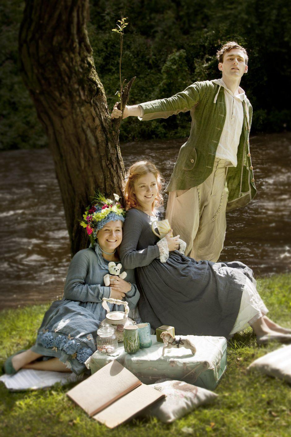 Aktorė R. Dominaitytė: kai kiti stojamiesiems ruošė etiudus, aš ploviau indus