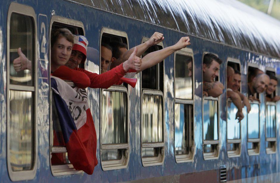 Prahos viešajame transporte neliks benamių