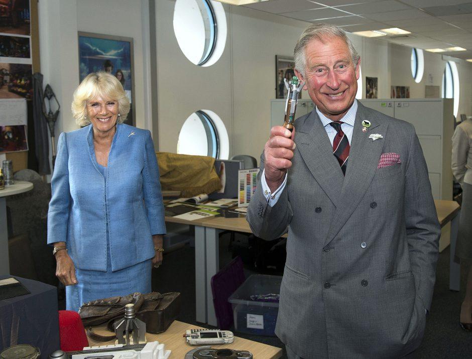 """Britų Camilla viliasi, kad karališkasis kūdikis gims """"iki savaitės pabaigos"""""""