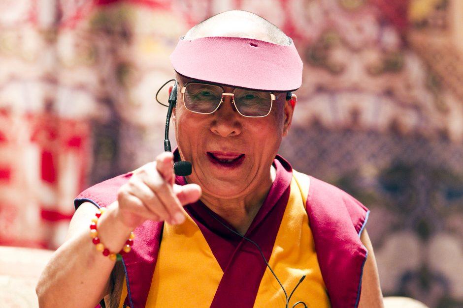 Nuo Baltijos iki Tibeto: reali solidarumo su Himalajų tauta išraiška