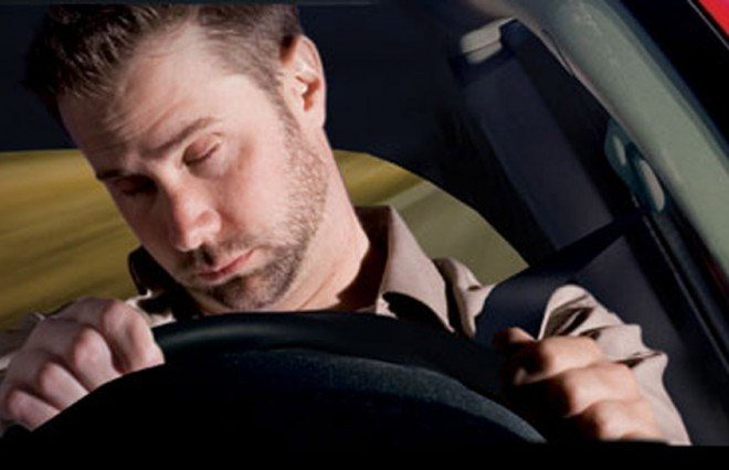 """Drive Awake"