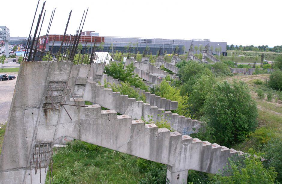 Lietuvai gresia prarasti ES paramą Nacionalinio stadiono projektui