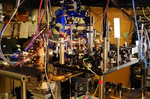Amerikiečiai sukūrė 100 kartų tikslesnį iterbio atominį laikrodį