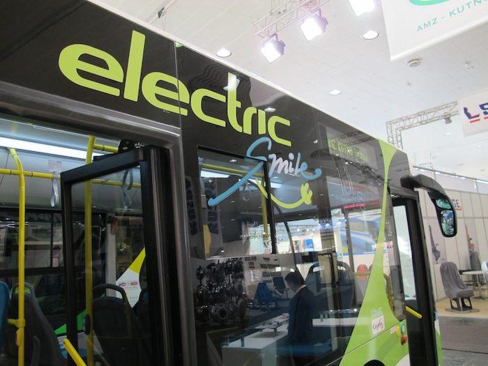 Lietuviškas elektrinis autobusas vežios po sostinės senamiestį