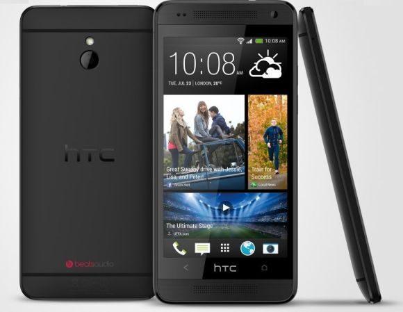 """Po gandų lietaus HTC pagaliau pristatė """"One Mini"""" telefoną"""
