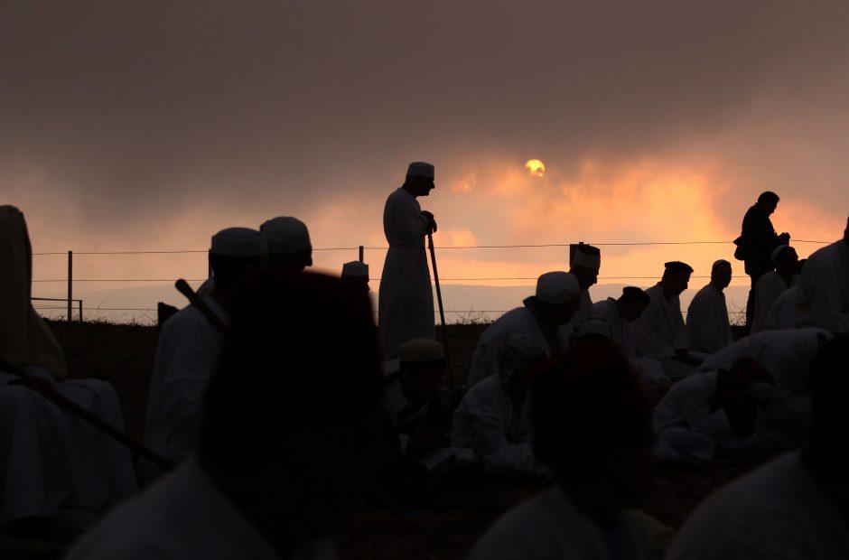 Egipto valdžia uždraudė turistų mėgiamas naktines keliones