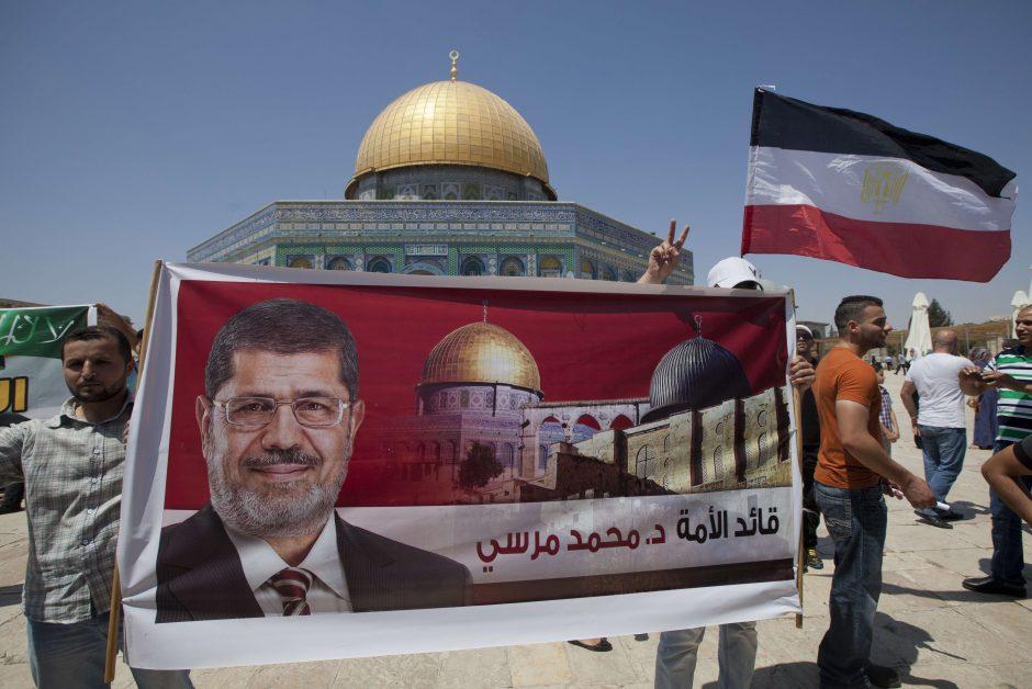 Analitikai: Arabų šalių lyderiai patylomis palaiko susidorojimą su Musulmonų brolija Egipte
