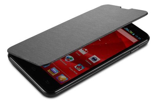 """""""Prestigio"""" pristato didžiausią """"MultiPhone"""" telefoną su keturių branduolių procesoriumi – """"MultiPhone 5300 DUO"""""""