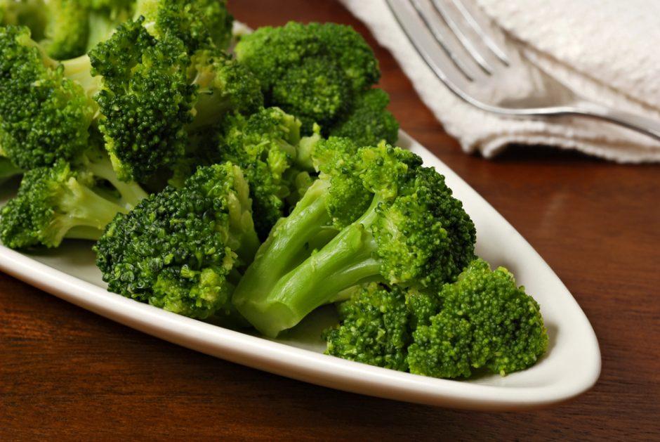Brokoliai sumažina riziką susirgti artritu