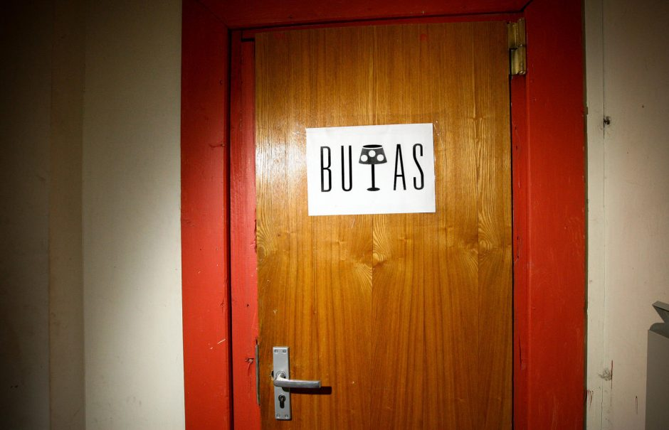 Butas Kaune, kuriame gyvena mintys
