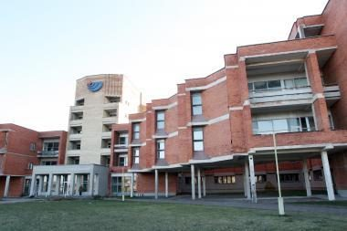 Palangos valdžia ėmė saugoti apvogtą reabilitacijos centro pastatą