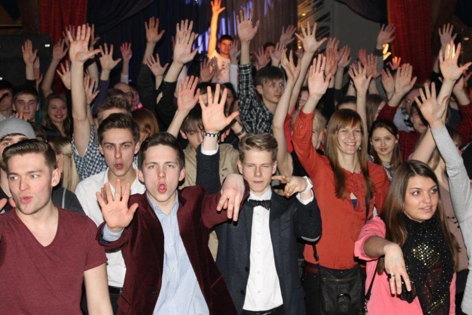 Nauja mada – blaivūs vakarėliai