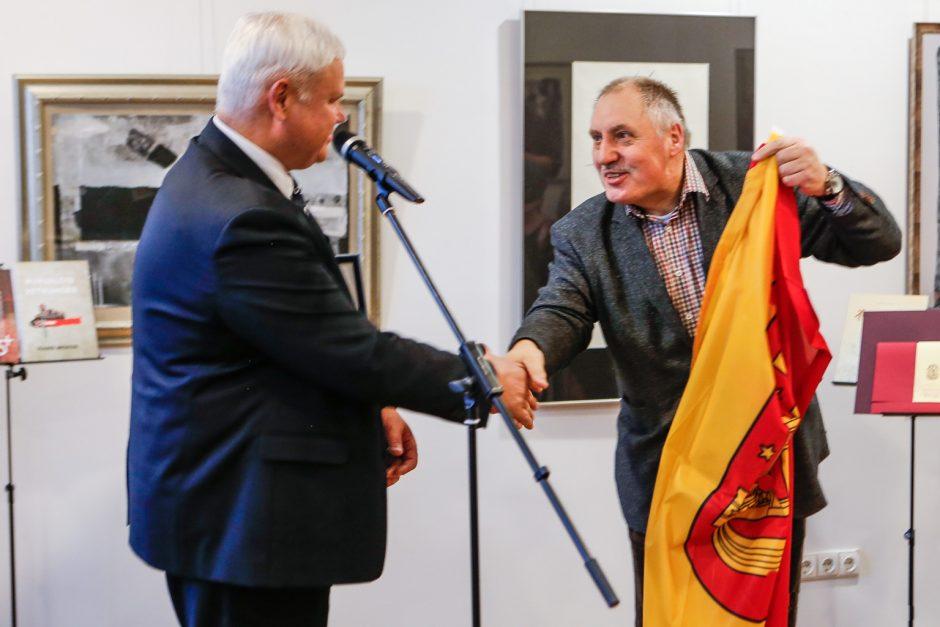Išrinkta gražiausia ir populiariausia Klaipėdos metų knyga