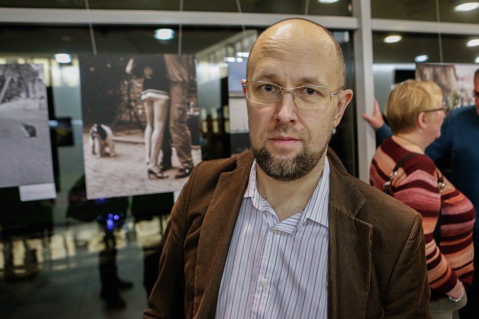 Vilniečio R. Danisevičiaus fotografijų paroda – trijose uostamiesčio erdvėse