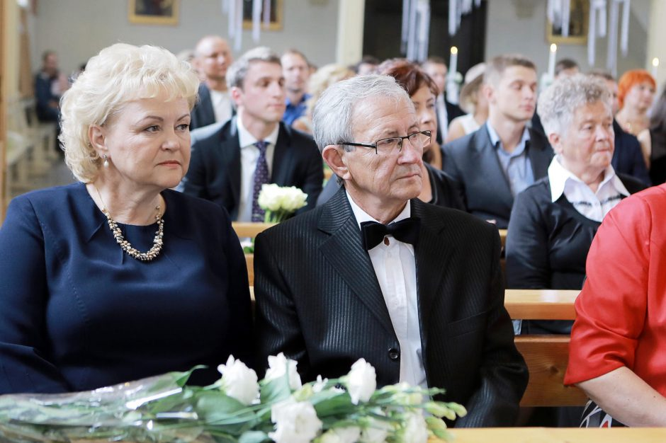 Kristinos Jatautaitės ir Gabrieliaus Stanevičiaus vestuvės