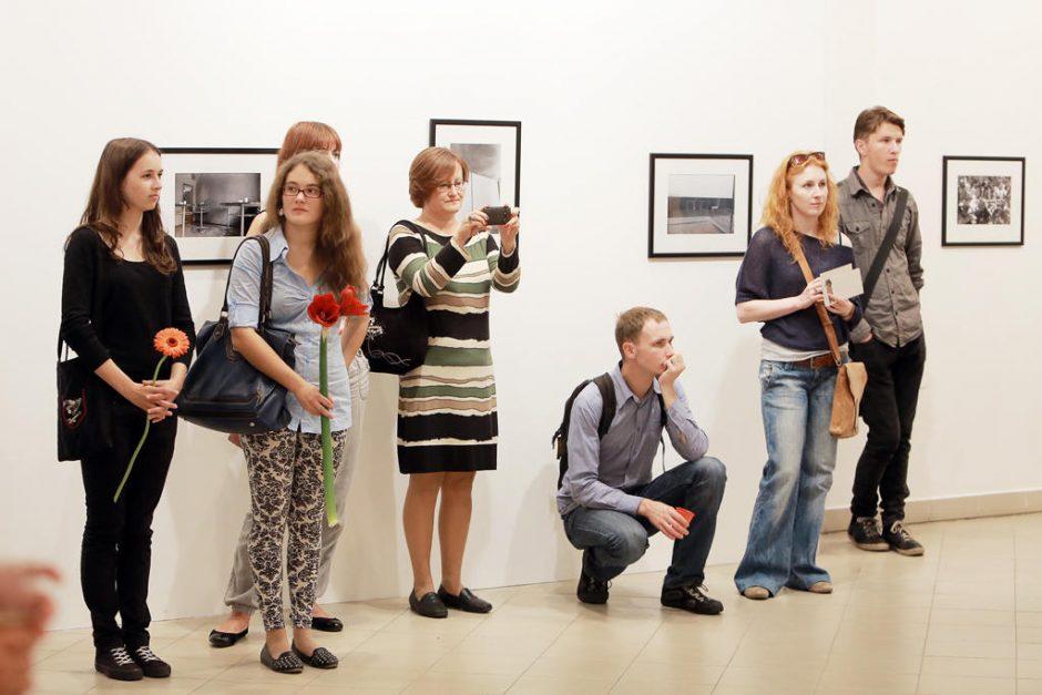 Klaipėda neteko fotomenininko Arvydo Stubros